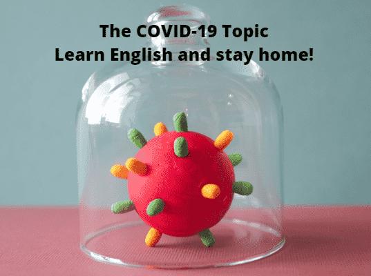 coronavirus learn English